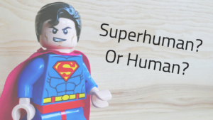 Superhuman or human OCD Your Anxiety Toolkit Kimberley Quinlan Therapy Psychology CBT