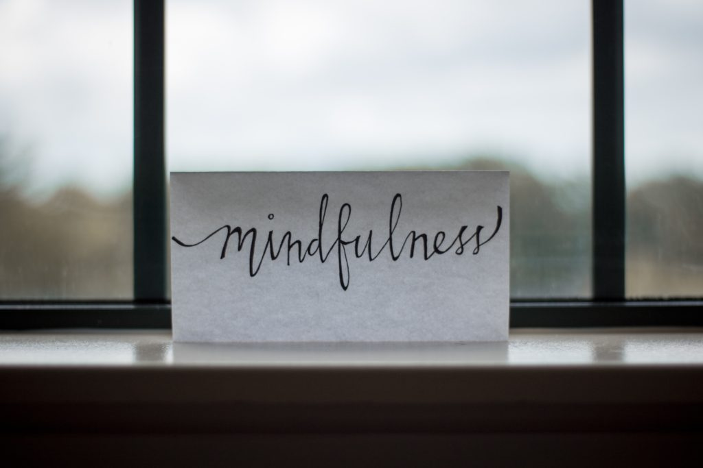 a mindfulness tool to help with coronavirus anxiety Your Anxiety Toolkit Podcast Kimberley Quinlan