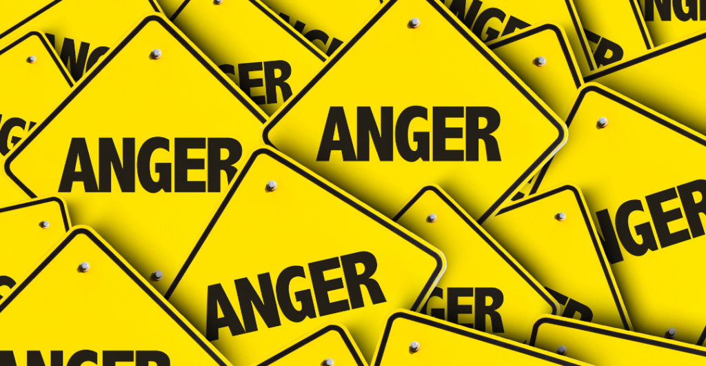 Anger is Your Friend Your Anxiety Toolkit Podcast Kimberley Quinlan